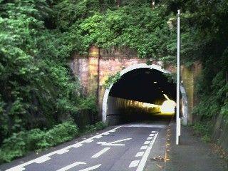 神奈川県の小坪トンネルでの体験談