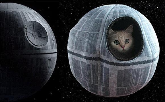 スターウォーズ宇宙要塞「デス・スター」がペットハウスとなって予約販売受付中!