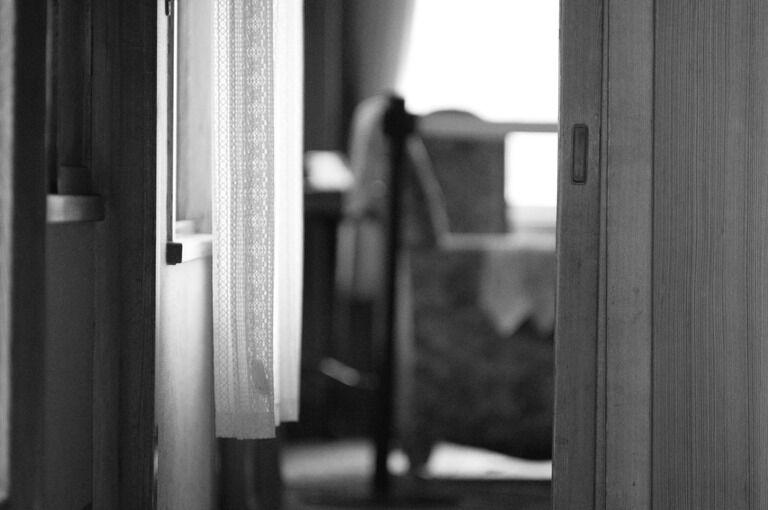 ここ一か月何回か幽霊のようなものが家の中を徘徊するっていう夢を見る。