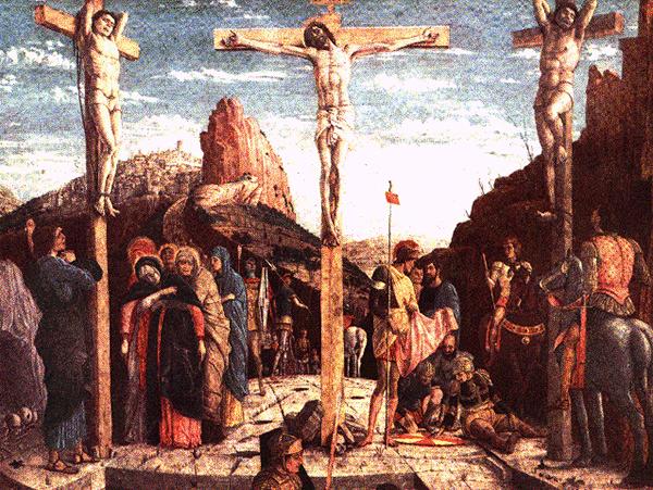 キリストはどうして磔の刑にされたときに「神よ。神よ。どうして私を見捨てるのですか?」と叫んだの?