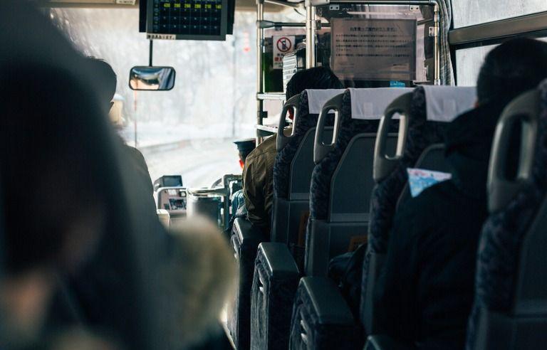 おわるバス