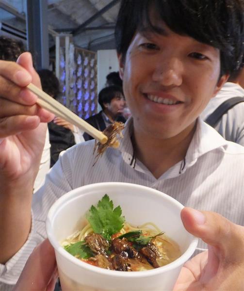 【画像あり】「昆虫食」完全に定着する。都会の若者が行列を作る程の人気。確かにこれはうまそう