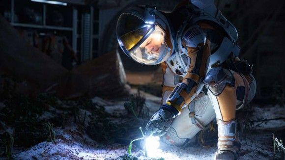 映画オデッセイのように、火星でジャガイモを栽培することはできるのか?(共同研究)