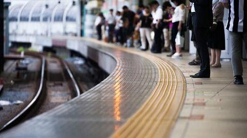 【ホラー】駅のホームで先頭に立つ人はご注意下さい