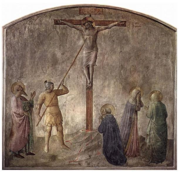 ロンギヌスの槍のロンギヌスってイエスの死体確認しただけじゃねーか!!!