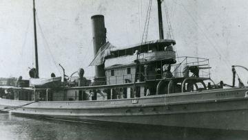 """【画像あり】95年前に消息を絶った米艦艇「USSコネストガ」発見される…""""米海事史上最大の謎""""解決"""