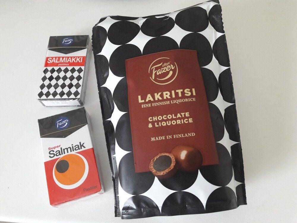 世界一まずい飴「サルミアッキ」をフィンランド人は本当に食べるのか