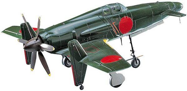 震電とかいう旧日本海軍が試作した戦闘機をご覧ください