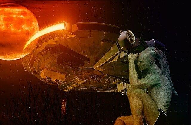 惑星を閉じ込める監獄。宇宙人が見つからないのはケスラー・シンドロームが原因だった?