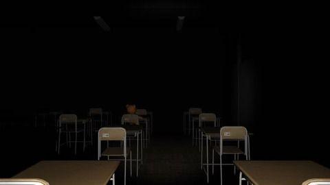 【オカルト】存在しない教室で不気味に笑っている女子複数