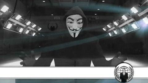 アノニマス、ISにサイバー攻撃を仕掛けると宣言