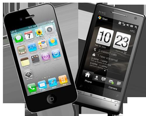 スマホ初心者はアイフォンとアンドロイドどちらを選ぶのか?
