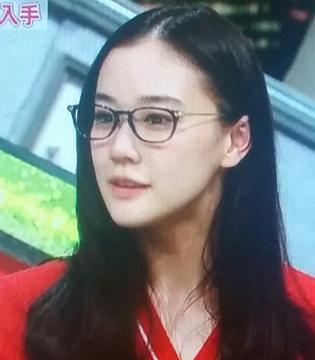 【画像】メガネ姿の蒼井優が可愛すぎる。堀越高校の先輩芸能人が田村淳に口説かれたと暴露トーク