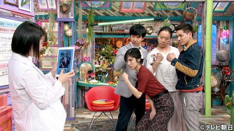 伝説のバカ画像「チャリで来た」のヤンキー中学生がイケメンに成長…松岡茉優が興奮「私世代のヒーローです!」