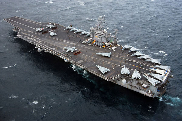 【朗報】米ニミッツ艦隊、西太平洋に派遣へ!→ 北朝鮮抑止へ異例の展開wwwwwwwwwwwwww