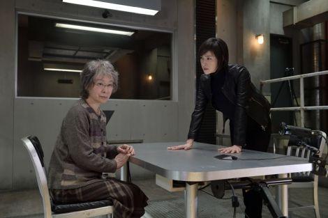 三田佳子、ほぼスッピンで老婆役!天海祐希と初共演/『緊急取調室』テレ朝