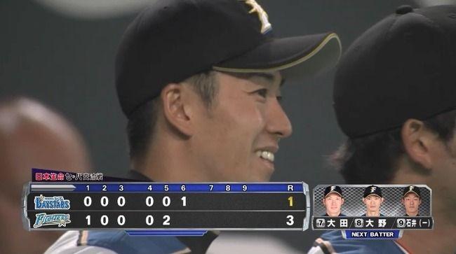 【日本ハム】斎藤佑樹、6回途中5安打1失点 勝ち投手の権利得て降板