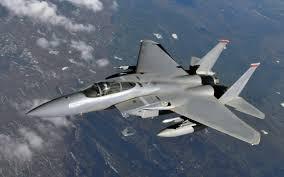 【緊急速報】大阪上空をF-15が2機、超低空で飛んでいった件wwwwwwwwwwwww