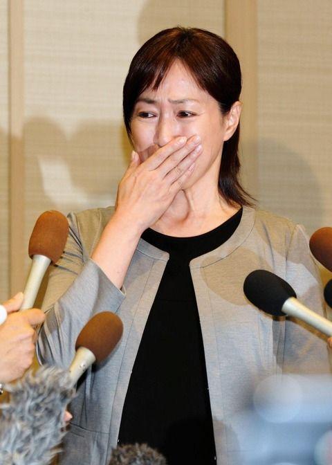 【芸能】高島礼子 事情聴取と尿検査を受けた
