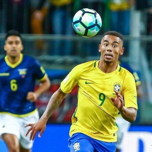 ネイマールではない!「世界で一番うまい」とハリル監督が絶賛したブラジル代表アタッカーは?