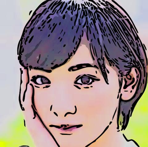 【画像】この生駒里奈って美人か?