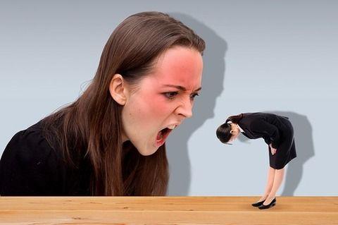 【愕然】女の社員を怒るの難しいよな…その理由がこちら…