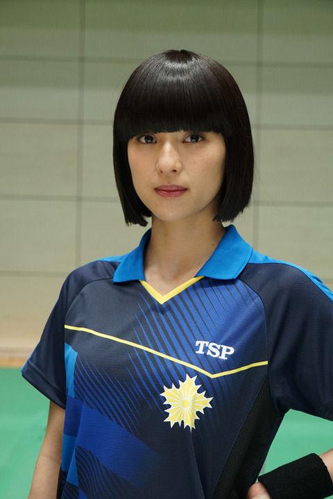 中村アンの黒髪おかっぱ姿が可愛すぎるwwwwww