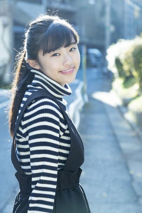【芸能】かわいさ宇宙級!福岡在住の15歳美少女・藤松宙愛(そらを撮り下ろし