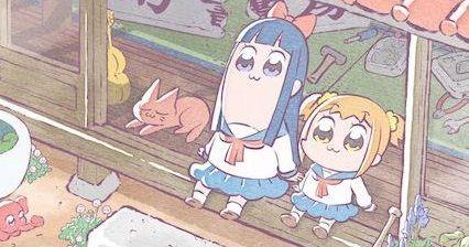 【速報】アニメ『ポプテピピック』声優は小松未可子さんと上坂すみれさんに決定wwwwwww