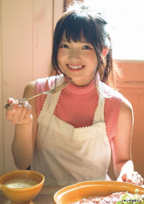 上村莉菜が可愛すぎるンゴwwww