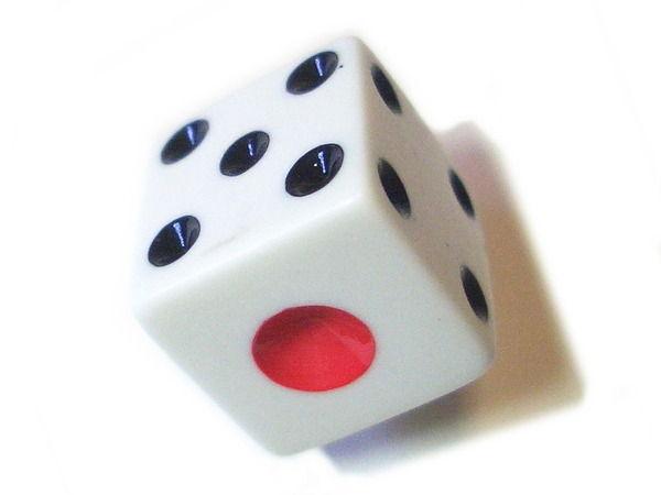 サイコロふって6が出たとき次も6が出る確率は? → 9割の高校生が不正解、学力低下が深刻へ・・・