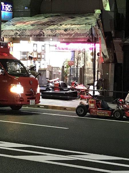 【悲報】外国人が運転した「マリカー」、とんでもないことになってしまう(※画像)