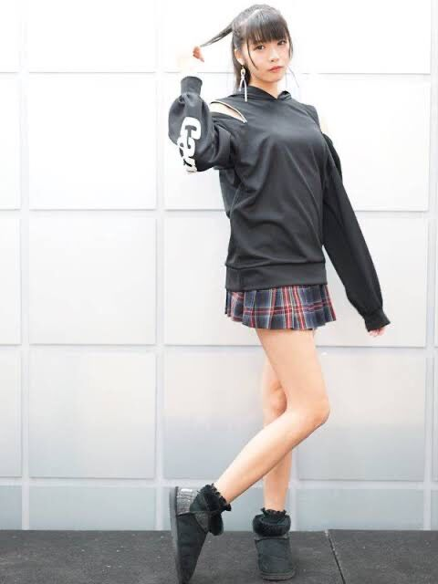 【画像】17歳JK 176cm Eカプの女の子wwwwwwwwwww