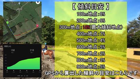 【競馬】「ウイン」育成牧場の新設坂路が凄すぎる 最大傾斜18%のダートコース
