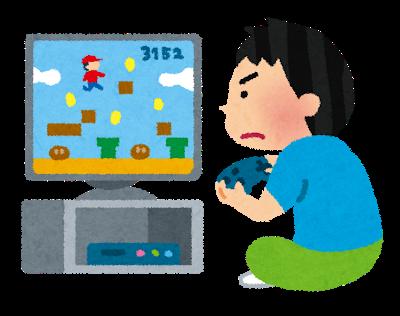 日本ゲームボス「ズウゥゥゥンッ...!!(アホみたいにデカイ」主人公達「(足元でペシペシ!」外国人「www」