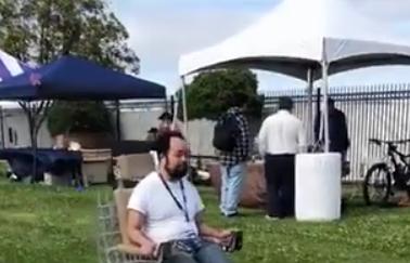 【動画】スチームパンク風の車椅子がやべぇwwwww