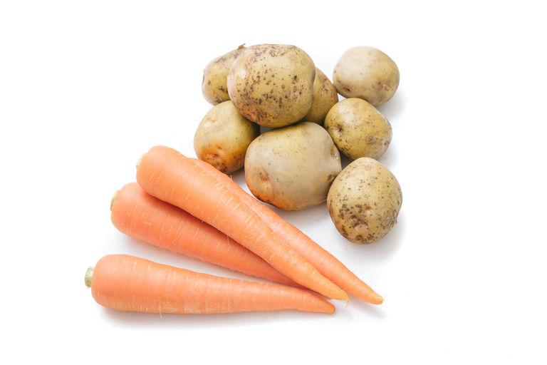お父さんは無農薬でジャガイモとかソバとか果てはワサビとか色んなのを作ってた