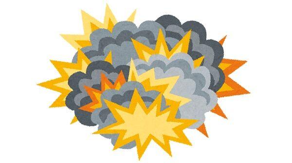 爆発した温野菜の近くに住んでいた人が悲惨な家の状況を報告