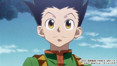 「HUNTER×HUNTER」のゴンの性格って、なんで王道少年漫画の主人公キャラからあえて外してるんだろう??