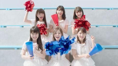 【乃木坂46】アイペット損害保険新CM『応援編』がWEB公開!