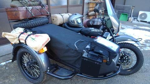 【画像】バイクで旅に出てくる part 1