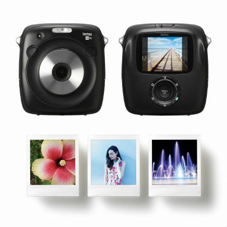 インスタントカメラ「チェキ」にはじめて画像加工もできるデジタル技術を搭載!
