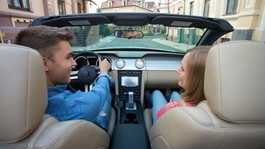 車とその車に乗ってそうなカップルをイラストで分類した結果