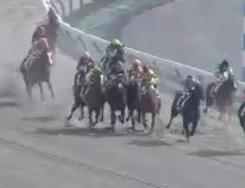 【競馬】中京1Rでデムーロが斜行も過怠金100,000円で騎乗停止にはならず