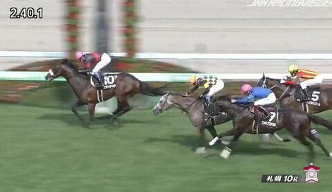 【競馬】武豊 土曜札幌で2勝 阿寒湖特別では3歳馬アンティシペイトでV