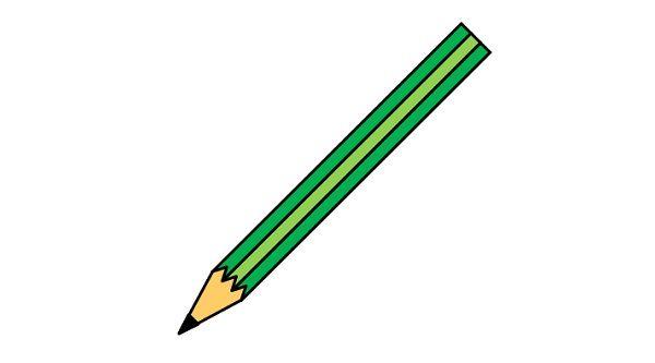 合格祈願の鉛筆から衝撃の事実が判明