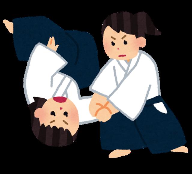 柔道の技に詳しいやつちょっとこいwww