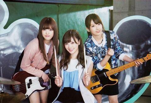 【乃木坂46】乃木坂ちゃんで御三家の他に『バランスの良い3人組』といえば?