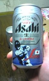 日本代表缶