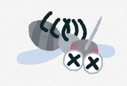 蚊、暑さにより日本で絶滅の危機wwwwwww